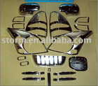 Complete Chrome Accessory Kits 2003-2008 Toyota Prado FJ120(24PCS)