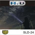 IP68 HID marine flashlight