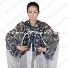 (KJ-WAB848) Hight qulity Abaya chiffon fashion muslim long dress modest design