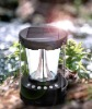 LED Solar Camping Lantern with radio