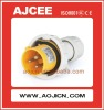 female electrial plug , flat electric plugs , industrial plug 440V