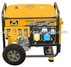 Gasoline Welder and Generator