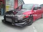 03-06 Evo VTS Style Front Bumper for Mitsubishi