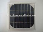 crystalline silicone solar panel 2W
