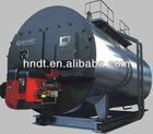 intelligent digital control gas fired steam boiler fulton made in china