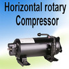 CE ROHS Air Conditioner Parts Hermetic refrigeration compressor