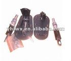 hood pin lock Kit with Lock