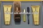 Designer perfume gift set