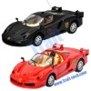 Remote Control Car DIE-CAST 1:43 5CH Aluminium Alloy Rechargeble Mini Wireless RC Racing Car(8887)