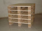fumigation free pallets in packaging