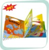 2012 popular children board puzzle story book[High quality]