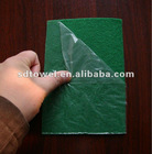 100% polyester carpet with protective film