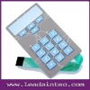 Membrane keypad from china supplier