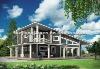 Prefab luxury villa container house