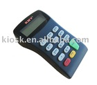 POS PIN Pad with LCD and keypad