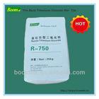 99% factory price Rutile Titanium Dioxide (Paper use)R -750