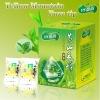 green tea tea bag tea