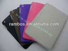 Anti skid smart tpu protective back case for iPad mini