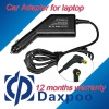 laptop Car charger for Lcd 12V 6A 72W 5.5*2.5mm