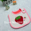 High Quality Embroider baby bib baby wipe babyland