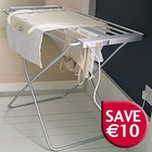 2011 NEW heated Foldaway Clothes Airer