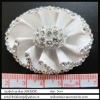 decorative rhinestone brooch