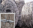 high tensile strengh E-Galvanzied Barbed Iron Wire