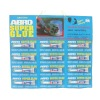 Cyanoacrylate glue with fashion card