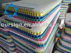 corrugated PP board