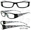 New fashion reading glasses eyeglasses with diamonds