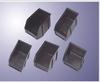 Platic ESD Conductive Component Boxes/esd component storage box