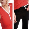 Knitted women sports wear