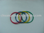 diameter 38mm of color rubber band , elastic band