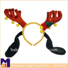 reindeer hairband for Christmas,reindeer hairband for kid