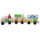 wooden toys train