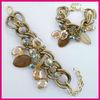 Charm Bracelet Chain Laides Accessories
