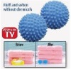 blue dryer balls