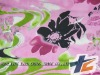 100%rayon knitting printing fabric