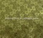 shining,golden,transfer,multi-flower decoration pvc artifical leather