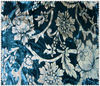 Fashion fabric gilding fleece fabric