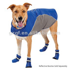 QD 2110 Reflective Dog Coat, 2 velcro closures