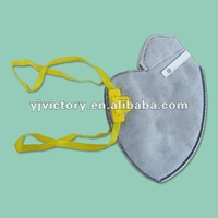FFP2 activated carbon face mask