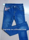2012 Wholesale New Styles Children Jeans/Girls' jeans pant active life