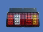 LED Tail/Rear lamp 24V for trucks and trailers