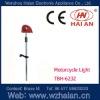 Motorcycle Rotator Warning Lights