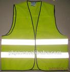 100% Poly Reflective Vest,reflective safety vest,cheap reflective vests