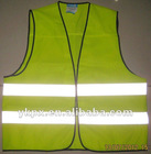 100% Poly Reflective Vest,reflective safety vest,cheap reflective vests