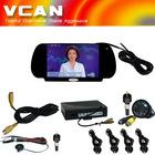 RVM-7001/7' TFT LCD monitor with camera and Parking Sensor