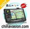 Car SatNav with DVR - 7 Inch Touchscreen, 8 GB Built-in Storage, 2x 4 GB Micro SD Card Included