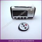 Mini Wireless Clock Camera Digital Video Recorder